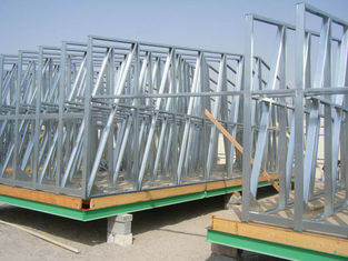 China SAA Light Steel Frame Houses , Structural Steel Fabrication Workshop supplier