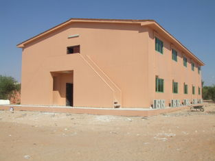 China Steel Frame Prefab Apartment Buildings supplier